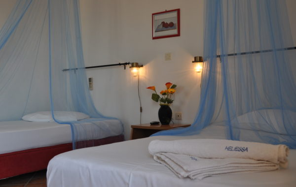 Double Room with Village View